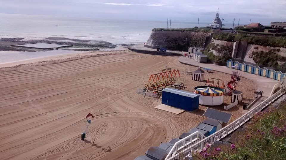 """Viking bay Broadstairs"""
